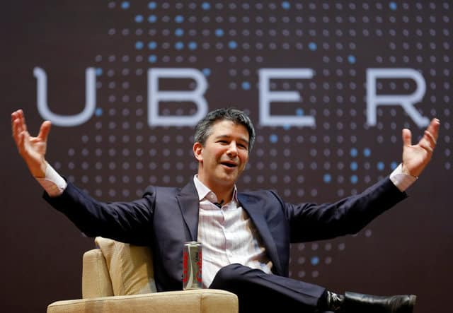 Uber CEO Travis Kalanick resigns following a