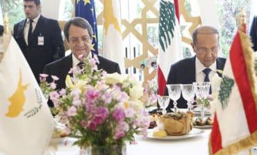 Pending EEZ deal focus of president's trip to Lebanon
