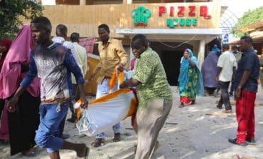 At least 19 killed in hotel attack in Somalia's capital