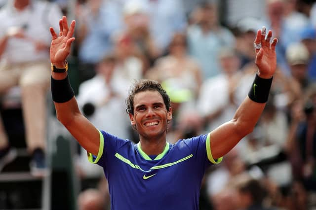 Rafael Nadal wins his 10th French Open title after straight sets victory