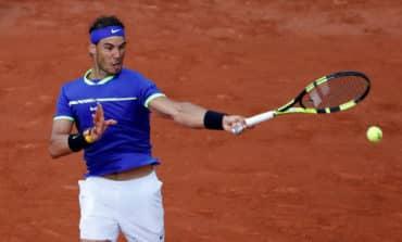 Incredible Nadal smashes Georgian to smithereens