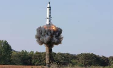 N.Korea says first intercontinental ballistic missile test successful