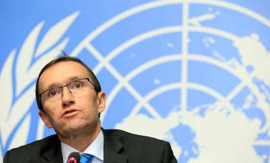 UN will not present 'common' document