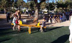 Scrappy piece of land transformed into Paphos park