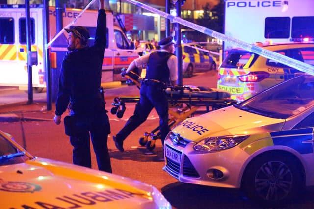 May condemns 'sickening' attack as van rams Muslim worshippers