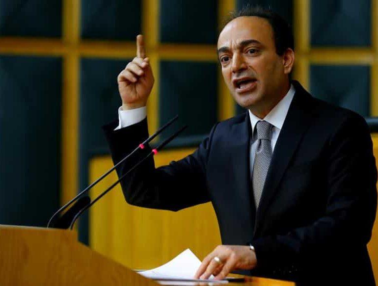 CNN Turk: Turkey's pro-Kurdish party spokesman detained