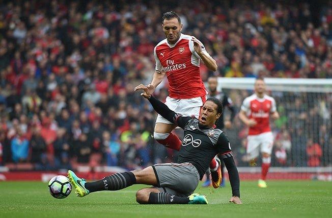 Liverpool end Van Dijk interest, apologise to Southampton