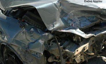 Man 19, critical after car accident