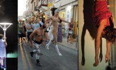 A summer dance festival