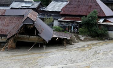 Japan rescuers continue search as more rain forecast, at least 18 dead -NHK