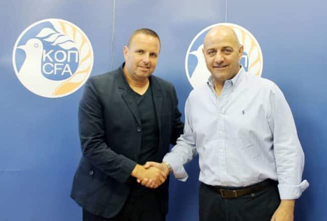Ran Ben Shimon named new Cyprus football coach