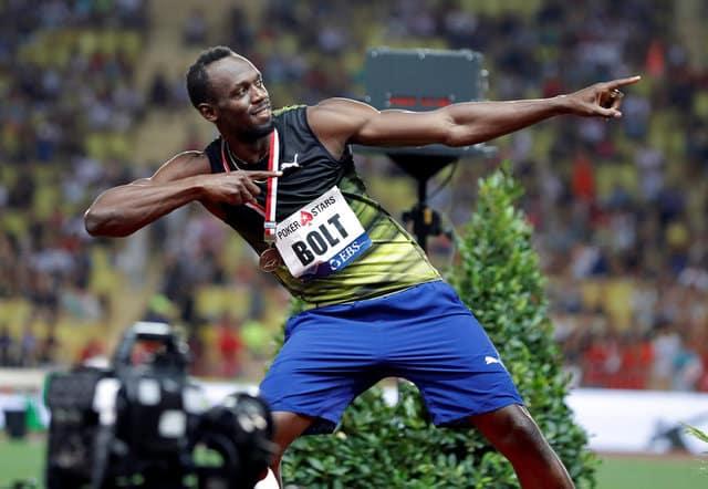 Never bet against Bolt, says Bailey
