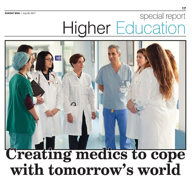 Special Report: Higher Education