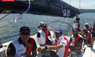 IronFX racing team soars at the ORC World Sailing Championship
