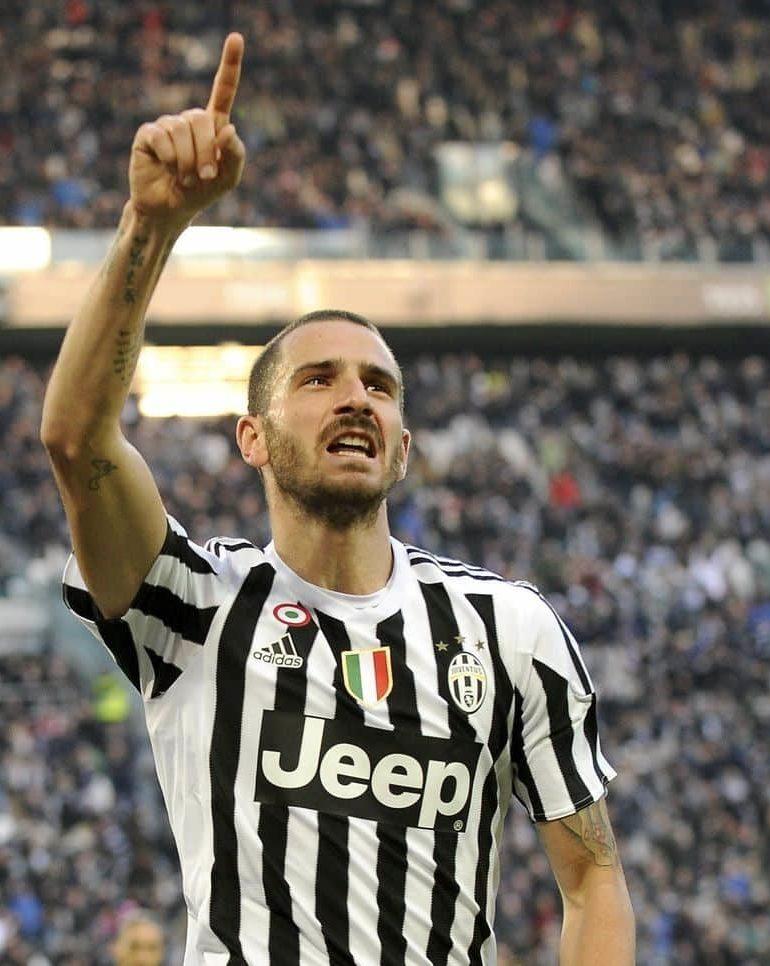 Bonucci's Milan move marks end of Juve's famed 'BBC' defence
