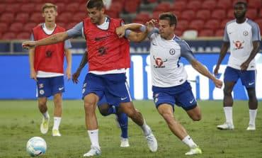 Fabregas: Morata must make instant impact to fill Costa void