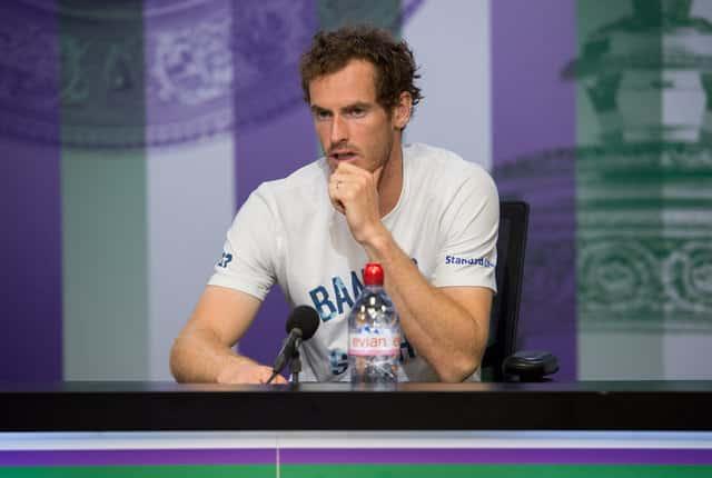 Hips don't lie for beaten Murray