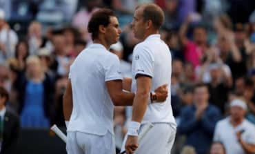Nadal crashes out to Muller in Wimbledon thriller
