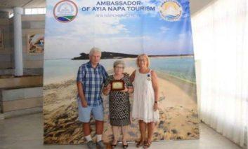 Norwegian couple named as Napa tourism ambassadors