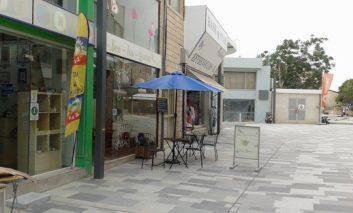 Endless Paphos works killing old-town shops