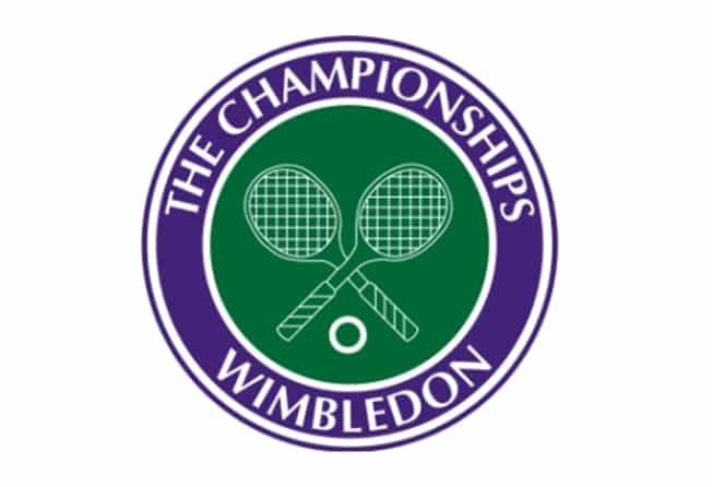Tuesday's order of play at Wimbledon
