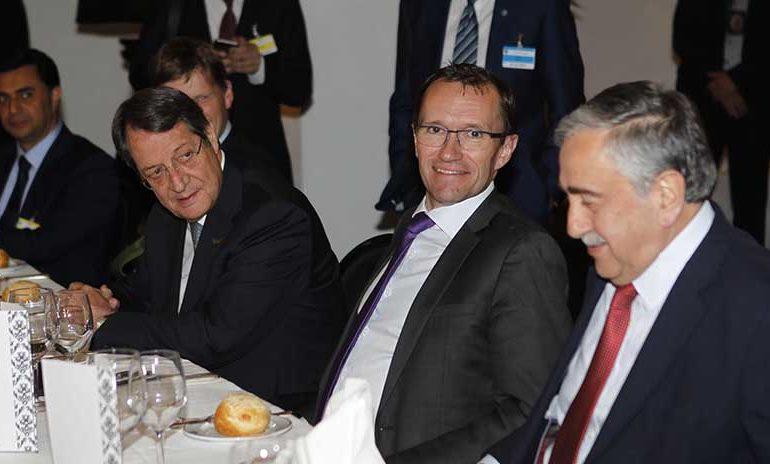 UN envoy Eide in Cyprus for farewell meetings