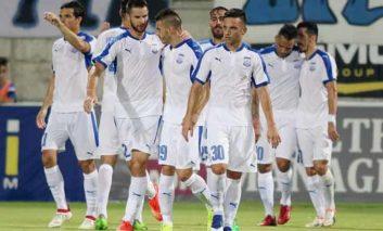 Cypriot trio earn first leg Europa League wins