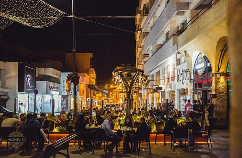 Bar review Alchemies Café, Larnaca