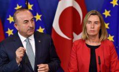 Cavusoglu calls for EU backing of Turkish stance during talks