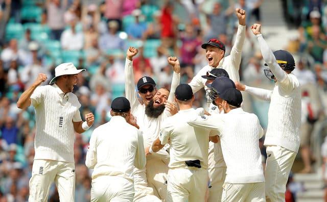 Moeen hat-trick seals big England win