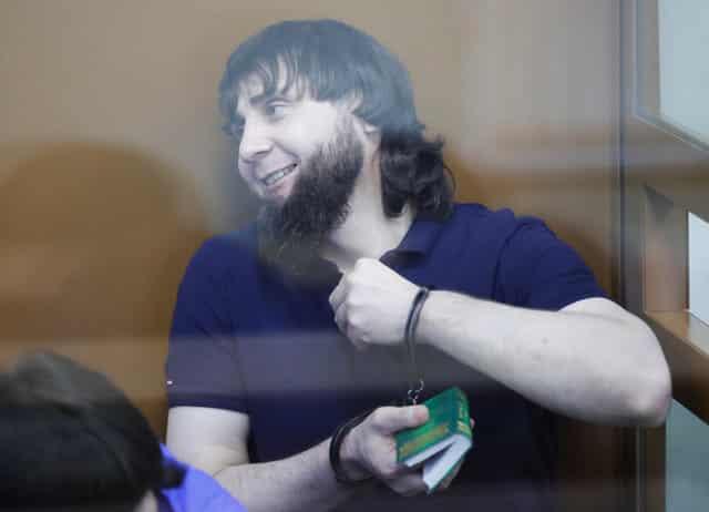 Russia hands 20-year jail term to killer of Putin critic Nemtsov