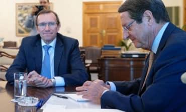 Anastasiades censures Eide, says will publish talks'minutes (Update 4)