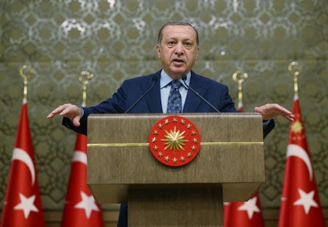 Erdogan says Israel damaging Jerusalem's 'Islamic character'