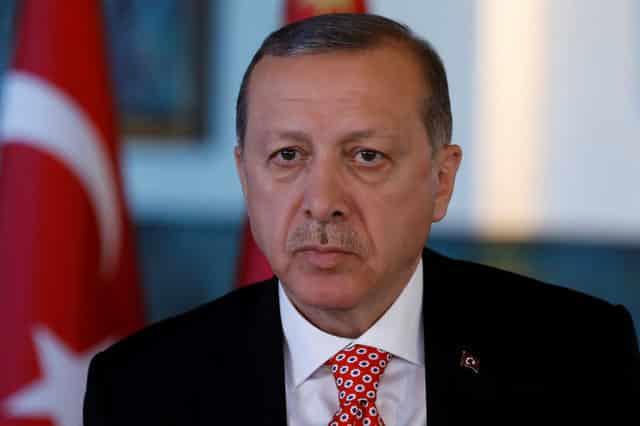 Erdogan appeals German court ruling that banned parts of satirical poem