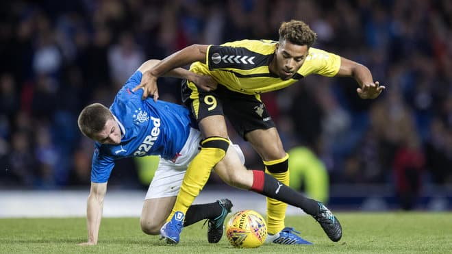 Luxembourg part-timers hand Rangers humiliating Europa exit