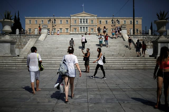 Greece, lenders reach deal on reforms under bailout review