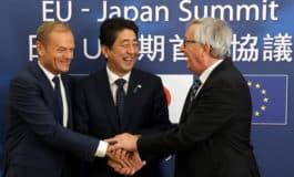 EU, Japan conclude free trade deal