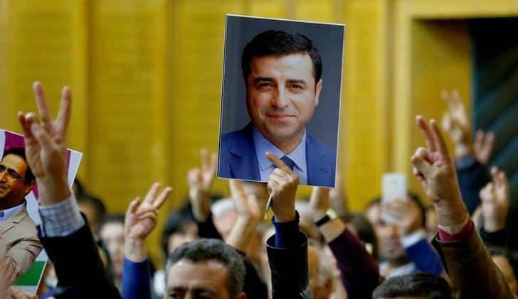 Turkey's pro-Kurdish opposition elects new leaders