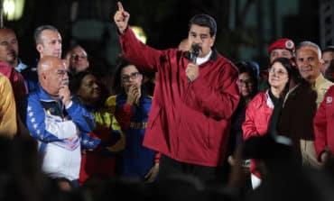 Venezuela's Maduro celebrates new assembly, mocks US criticism
