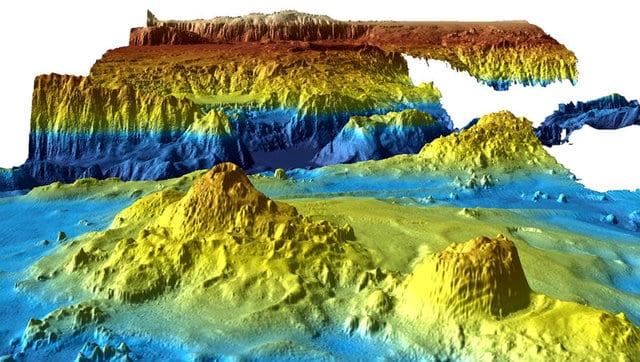 MH370 search data provides unprecedented insight into region