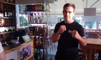'Everything is fighting' for Krav Maga teacher