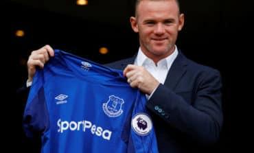 Rooney: Everton is no retirement home