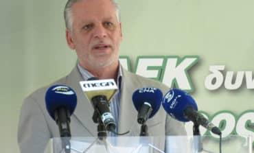 Edek suggests increasing Greek troops