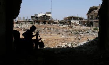 Syrian army declares end of hostilities east of capital