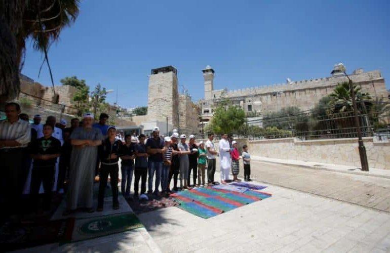 Unesco declares Hebron shrine as Palestinian, angering Israel