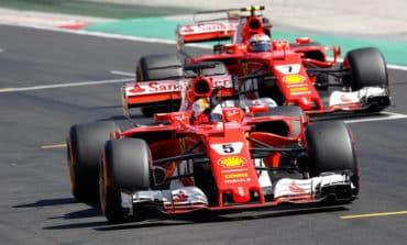 Vettel denies Hamilton a record-equalling pole
