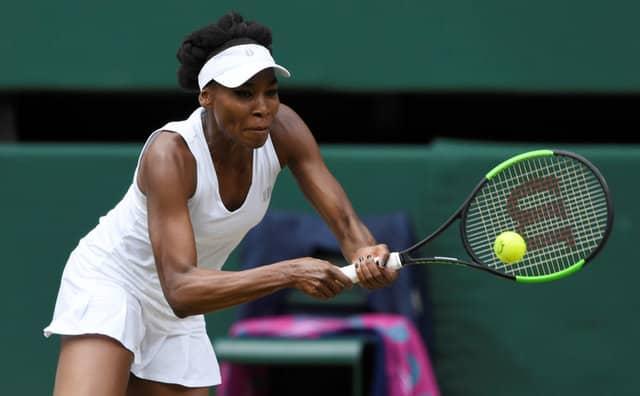 Hingis hails 'amazing' Venus Williams for reaching final at 37
