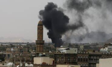 Saudi-led air strikes 'kill at least 20 Yemeni civilians'