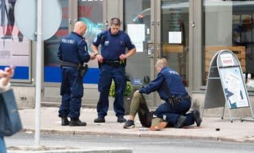 Finnish knife attacks investigated as terror crimes