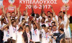 Apoel face Apollon in Super Cup